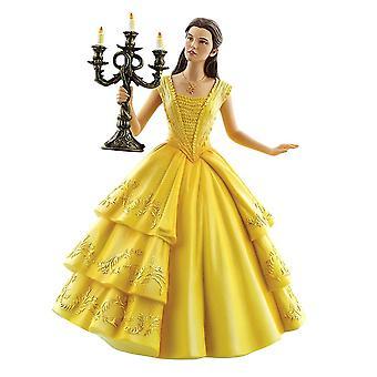 Disney Haute Couture Live Action Belle Figurine