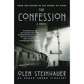 The Confession by Olen Steinhauer - 9780312338152 Book