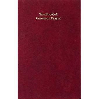 Book of Common Prayer Enlarged Edition 701B Burgundy - 9780521612425