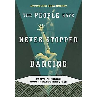 People Have Never Stopped Dancing - Native American Modern Dance Histo