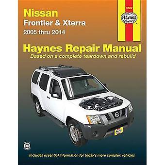 Nissan Frontier & Xterra Automotive Repair Manual 2005-14 by Anon - 9