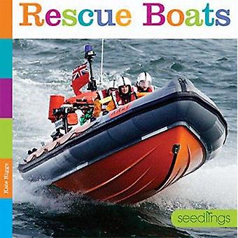 Rescue Boats by Kate Riggs - 9781628321883 Book