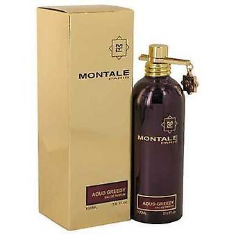 Montale Aoud Greedy By Montale Eau De Parfum Spray (unisex) 3.4 Oz (women) V728-540119