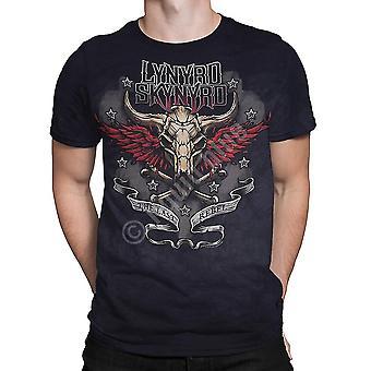 Liquid blue - the last rebel lynyrd skynyrd t-shirt