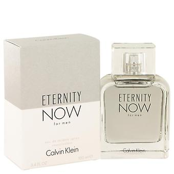 Eternity Now Eau De Toilette Spray By Calvin Klein