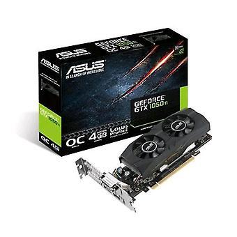 ASUS gtx1050ti-o4g-LP-BRK grafische kaart NVIDIA GeForce GTX 1050 Ti RAM 4gb GDDR5 DVI HDMI display poort