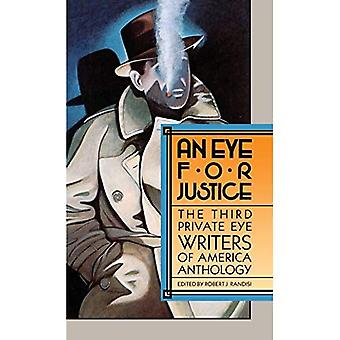 An Eye for Justice: The Third Private Eye Writers of America Anthology