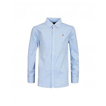 Polo Ralph Lauren Childrenswear Polo Hem Logo Chemise
