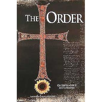 The Order/The Sin Eater (Single Sided Advance Cross) Original Cinema Poster