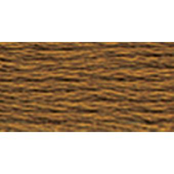Dmc Six Strand Embroidery Cotton 100 Gram Cone Hazelnut Brown Very Dark 5214 869