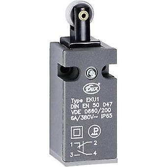 Limit switch 380 Vac 6 A Tappet momentary Schlegel EKU1-KR IP65 1 pc(s)