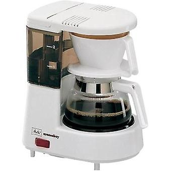 Coffee maker Melitta Aromaboy White Cup volume=2