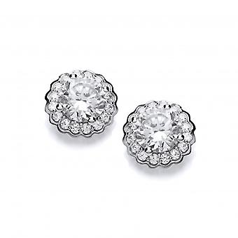 Cavendish French Wisley Flora Earrings