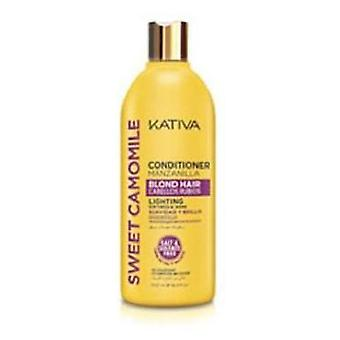 Kativa Sweet Camomile Conditioner 500Ml (Woman , Hair Care , Conditioners and masks)