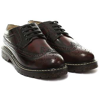 Grinders Bertrum Mens Lace Up Brogue Shoes  AND COLOURS