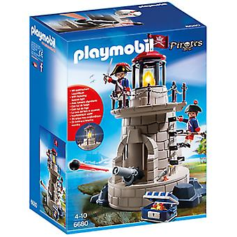 Playmobil 6680 The lighthouse tower light