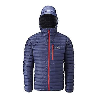 Rab Microlight Alpine Jacket Twilight (X-Large)