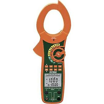 Current clamp Extech PQ2071 Calibrated to: Manufacturer standards