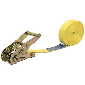 Mono strap Low lashing capacity (single/direct)=500 null (L x W) 5 m x 25 mm Wolfcraft 3273000