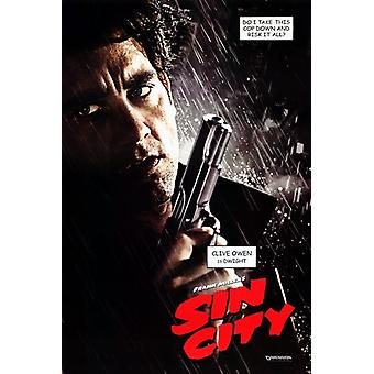 Sin City Movie Poster (11 x 17)
