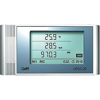 Lufft Opus20 THIP PoE-Versorgung Temperature, Humidity, Air Pressure Data Logger
