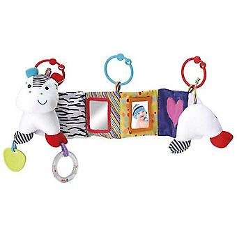 Tachan 3 in 1 Grow With Me Funny Zebra Little Pals