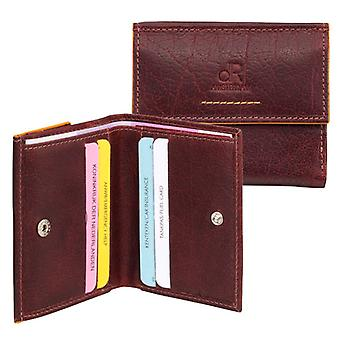 Dr Amsterdam ladies wallet Icon Brown