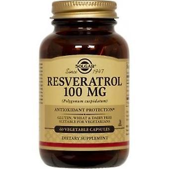 Solgar - Resveratrol 100mg 60VCaps