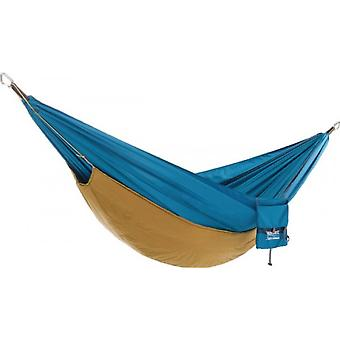 Thermarest Slacker hamaca Super Snuggler - miel