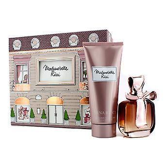 Nina Ricci Mademoiselle Ricci Coffret: Eau De Parfum Spray 80ml/2.7 oz + Body Lotion 200 ml/6.8 oz 2stk