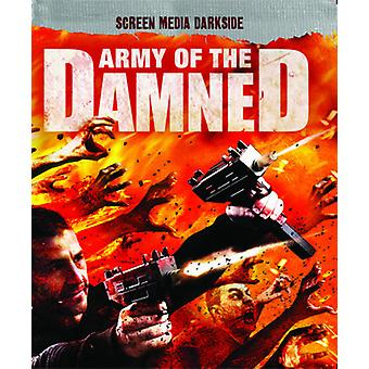 Army of the Damned [Blu-ray] USA import