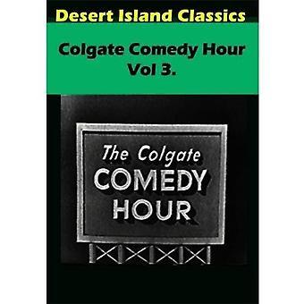 Importación de USA Colgate Comedy hora 3 [DVD]