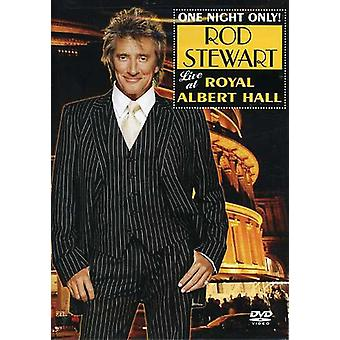 Rod Stewart - Rod Stewart Live at Royal Albert Hall [DVD] USA import