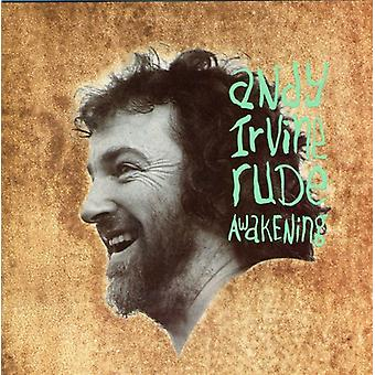 Andy Irvine - Rude Awakenings [CD] USA import