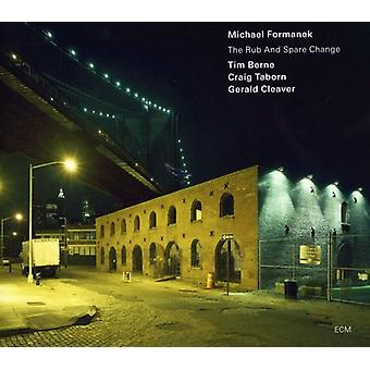 Michael Formanek - Rub & Spare Change [CD] USA import