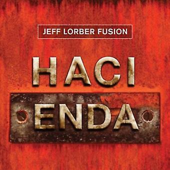 Jeff Lorber - Hacienda [CD] USA import