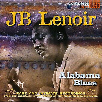 J.B. Lenoir - død brev Blues [CD] USA import