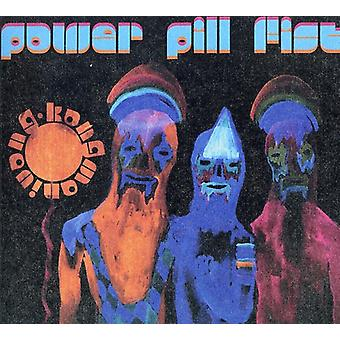 Power Pill Fist - Kongmanivong [CD] USA importerer