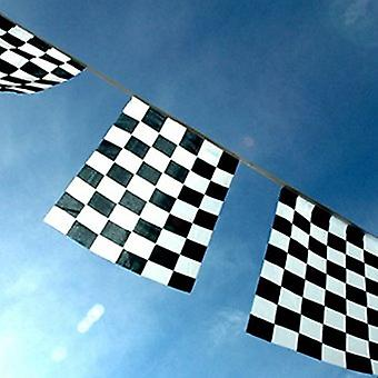 Chequered Flag Bunting