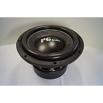 PG audio - PG 12 SPL, 12 ' 30 cm subwoofer, 1500 Watts max. 1 piece