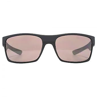 Oakley Twoface Sunglasses In Matte Black Prizm Daily Polarised