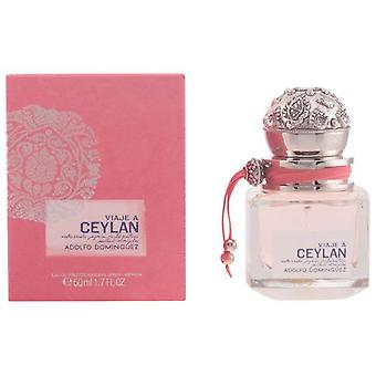 Adolfo Domínguez Travel Ceylan Cologne Women 60 Vapo