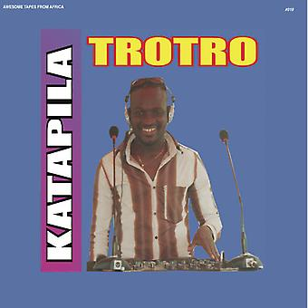 DJ Katapila - Trotro [CD] USA import