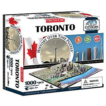 4D Cityscape Toronto (Toys , Boardgames , Puzzles)