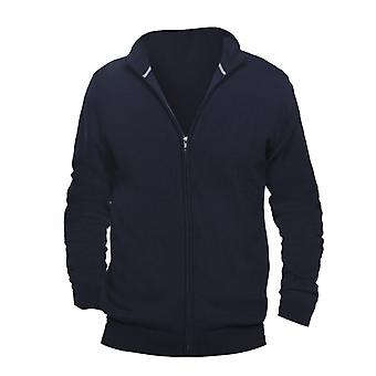 SOLS Mens Gordon Full Zip Cardigan