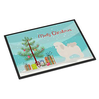 Каролинских сокровища BB8471MAT Болоньезе Рождество крытом или открытом Mat 18 x 27