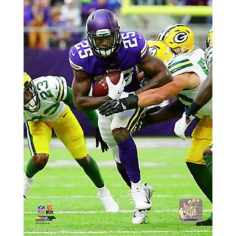 Latavius Murray 2017 Action Photo Print