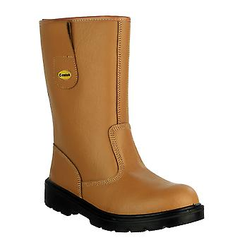 Centek FS334 Safety Rigger Boot Mens stövlar