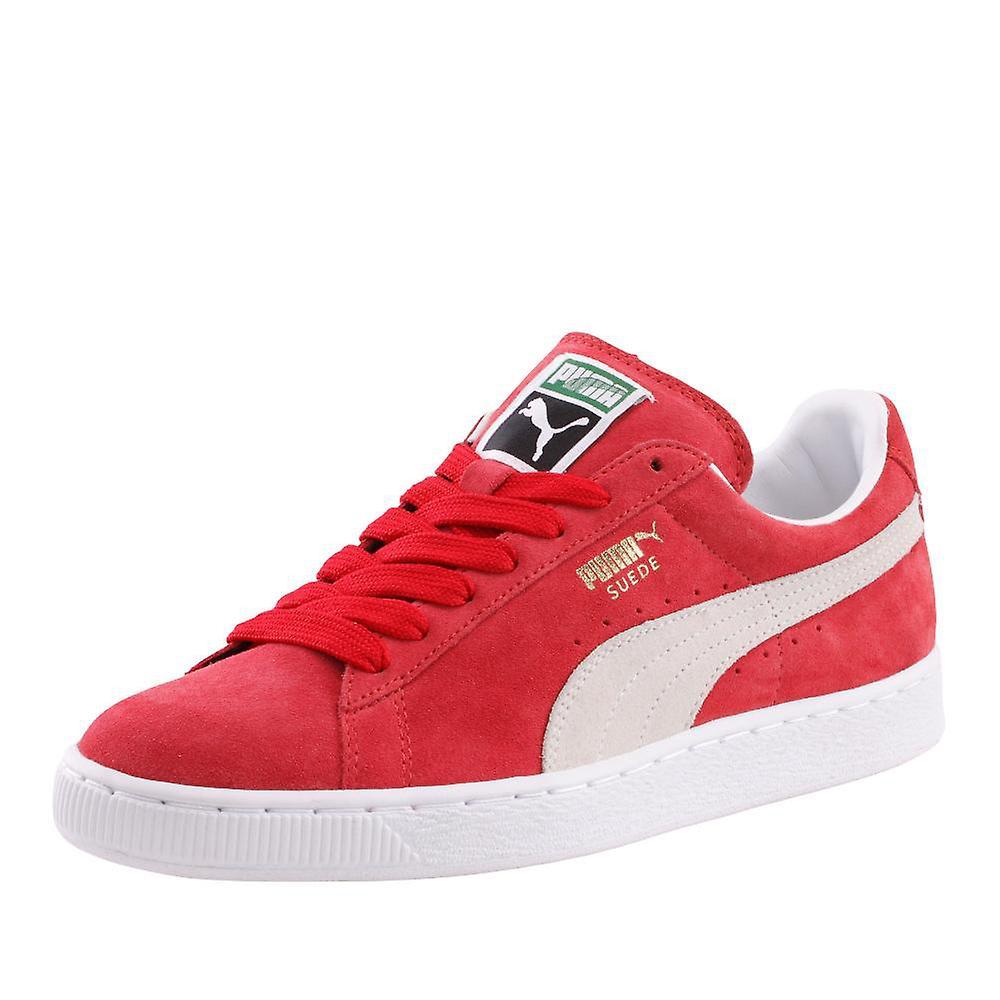 Puma Suede Classic Team Regal Redwhite 35263405 universal all year men shoes