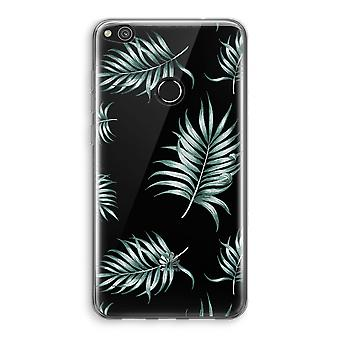 Huawei Ascend P8 Lite (2017) Transparant Case - Simple leaves